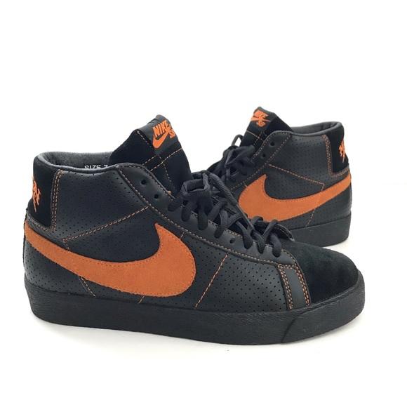 Nike Sb Blazer Mission Sf Ca Shoe